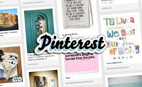 A image of the Pinterest website. Pinterest marketing is a great way to build relationships with customers.